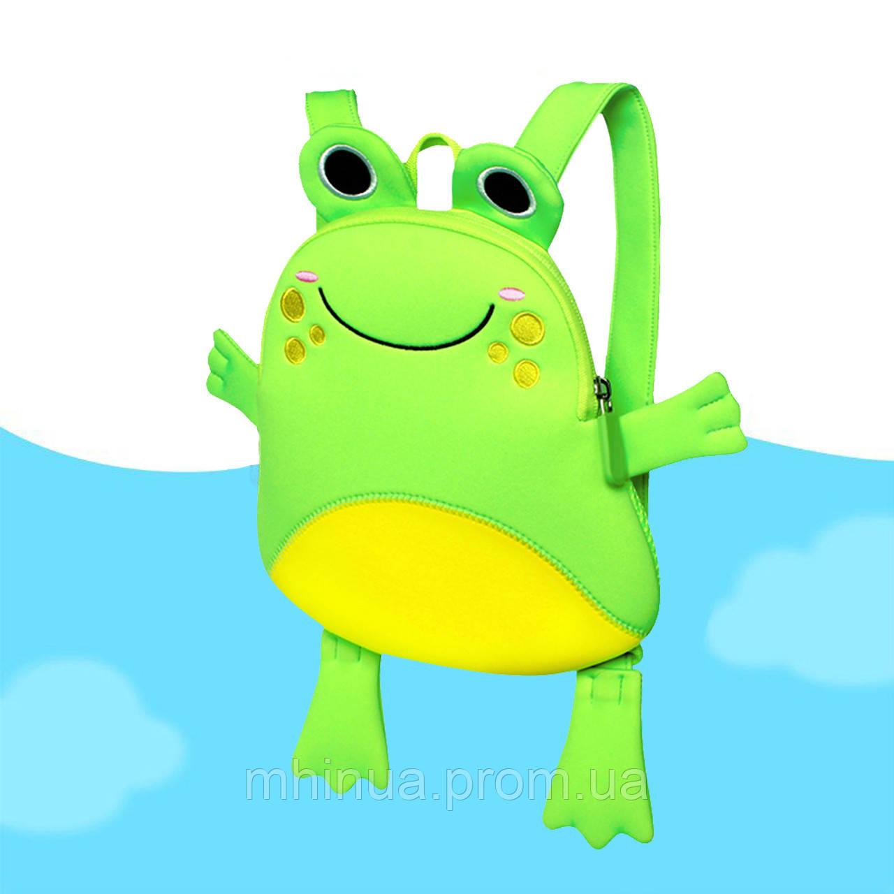 Дитячий рюкзак Nohoo Жабеня (NH056)