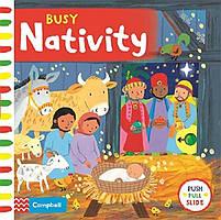 Книга Busy Nativity