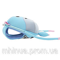 Детский рюкзак Nohoo Бегемотик (NH069), фото 3