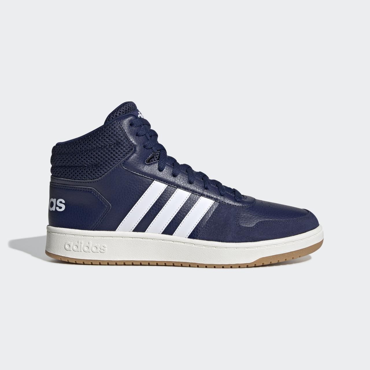 Кроссовки для баскетбола HOOPS 2.0 MID EE7384