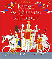 Книга Kings and Queens to Colour