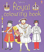 Книга Royal Colouring Book
