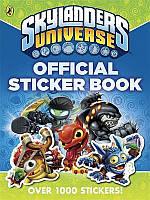 Книга Skylanders Universe. Official Sticker Book