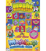 Книга Moshi Monsters: The All-New Moshlings Collector's Guide