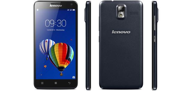 Смартфон Lenovo S580