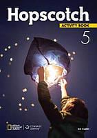 Книга Hopscotch 5. Activity Book with Audio CD