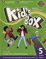 Книга Kid's Box Level 5 Pupil's Book British English