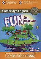 Fun for Starters Presentation Plus DVD-ROM