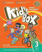 Книга Kid's Box Level 3 Pupil's Book British English
