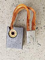 Щетки МГ4 16х32х40 К1-7 6П 115мм вальц меднографитовые, фото 1