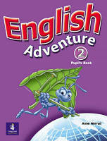 English Adventure. Level 2. Pupil's Book