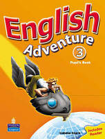 English Adventure. Level 3. Pupil's Book