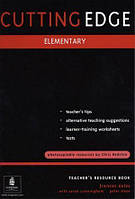 Книга Cutting Edge Elementary. Teacher's Book
