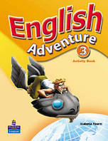 English Adventure. Level 3. Activity Book