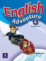 English Adventure. Level 4. Activity Book