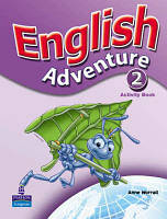 English Adventure. Level 2. Activity Book