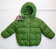 Зимняя куртка для мальчика 1 - 4 лет