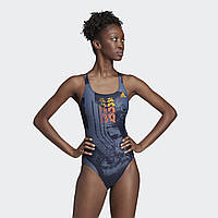 Слитный купальник Adidas Graphic Fitness DY5912