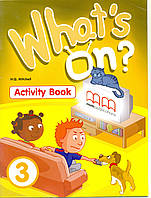 What's on 3. Activity Book
