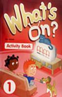 Книга What's on 1. Activity Book