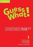 Книга Guess What! Level 1 Presentation Plus British English