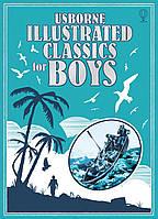 Книга Illustrated Classics for Boys