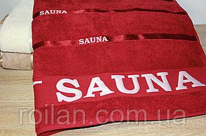 Полотенце всауну SAUNA 2