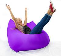 Кресло-мешок Бабл Гам 100*75см. разные цвета