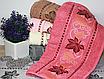 Метровые турецкие полотенца Кленовые листики, фото 5