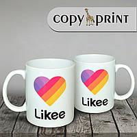"""Чашка """"Likee"""""""