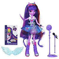 My Little Pony Equestria Girls Singing Twilight Sparkle,Кукла Девочки Эквестрии Твайлайт Спаркл