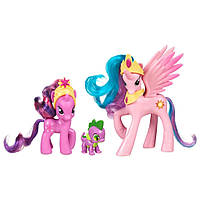 My Little Pony Friendship is Magic Royal Castle Friends With Twilight Sparkle, Spike The Dragon, Princess Cele
