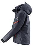 Зимняя горнолыжная куртка для мальчика Reimatec Laks 531419-9789. Размеры 104 - 164., фото 2