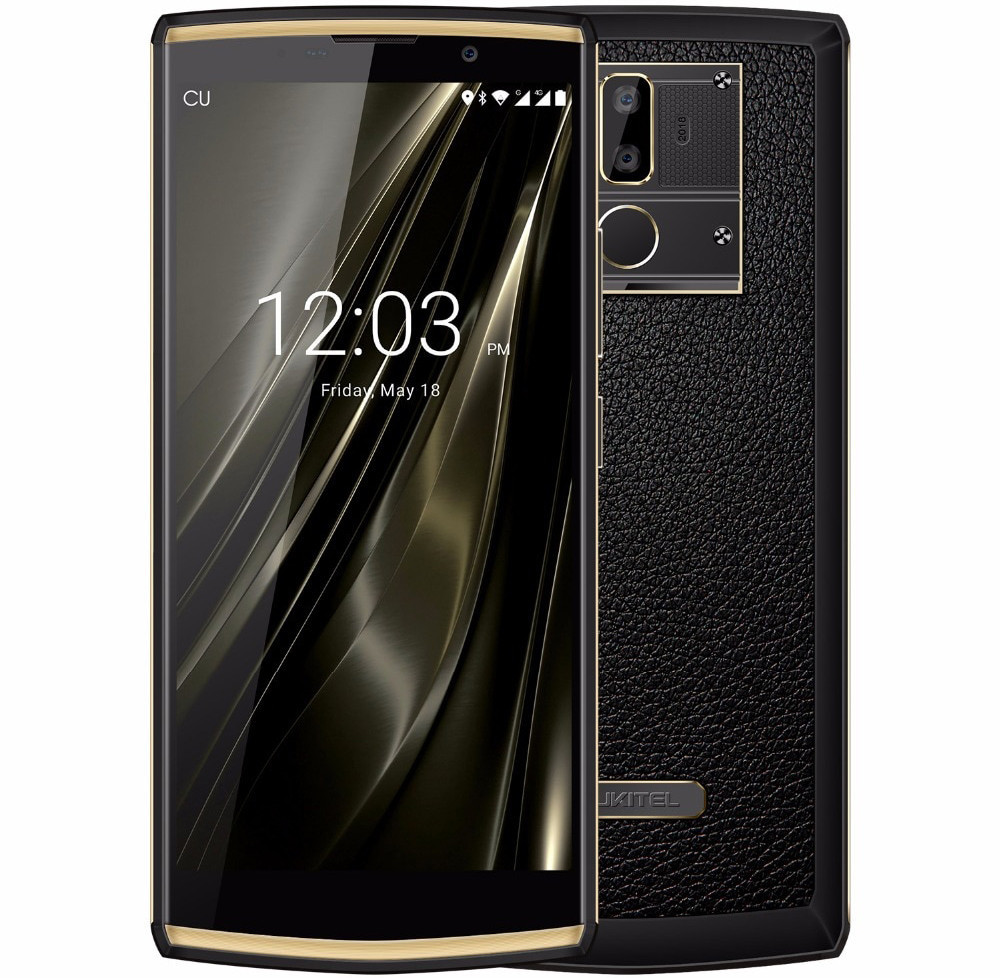 OUKITEL K7 Pro | Черный | 10000 mAh | 4/64 ГБ | 4G/LTE | Гарантия