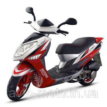 Скутер YIBEN YB150T-15J 150 см3