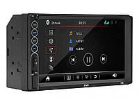 Автомагнитола MP5 2din USB 2.0 Bluetooth Для камер заднего вида 7 дюймов