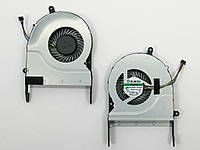 Вентилятор (кулер) для Asus G551J, G551JK, G551JM, G551JW, G551JX. GL551 GL551J GL551JM GL551JW