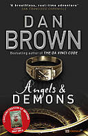 Dan Brown Angels and Demons (215675)