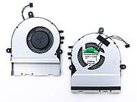 Вентилятор (кулер) для Asus X302, X302L, X302LA, X302LJ. ORIGINAL