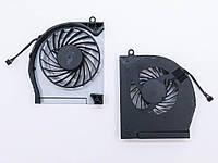 Вентилятор (кулер) для HP ZBook 17 G1, Zbook 17 G2 (735375-001, 768730-001, DFS661605PQ0T). ORIGINAL. 4PIN