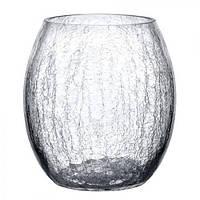 """Ваза стекло """"Glace"""" 15см VS2071 (36шт)"""