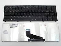 Клавиатура для ноутбука Asus K53, X53, K53B, K53U, K53T, K53TA, X53U, X53B, K73T ( RU Black ). Русская, фото 1