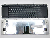 Клавиатура для ноутбука Asus NX90JN, NX90JQ, NX90SN ( RU Black ). Оригинальная клавиатура. Русская раскладка.