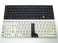 Клавиатура для ноутбука Asus P500, P500CA, PU500, PU500CA, PU550, PU551, E550, E551 ( RU Black без рамки ).