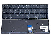 Клавиатура для ноутбука Asus UX560, UX560UQ, UX560UX, Q553UB, Q524UQ, Q534UX (RU Black без рамки) Оригинал.