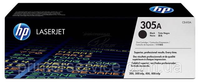 HP CE410A (№305A) Black для hp LaserJet Pro 300 / 400, 300mfp / 400mfp