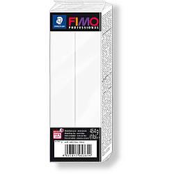 Пластика Professional, Белая, 454 г, Fimo