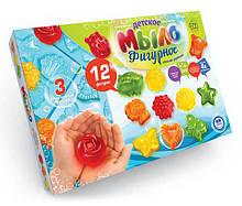 Набір для творчості Дитяче фігурне мило Danko toys DFM-02-02