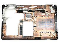 Корпус для Lenovo ThinkPad E530, E535, E530C (Нижняя крышка (корыто) + Крепление петель).