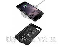 Чехол для беспроводной зарядки Qi для iPhone 7 6 6S 4,7 дюймов